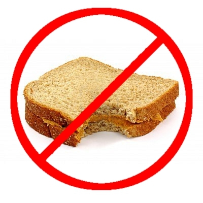 no bakery products
