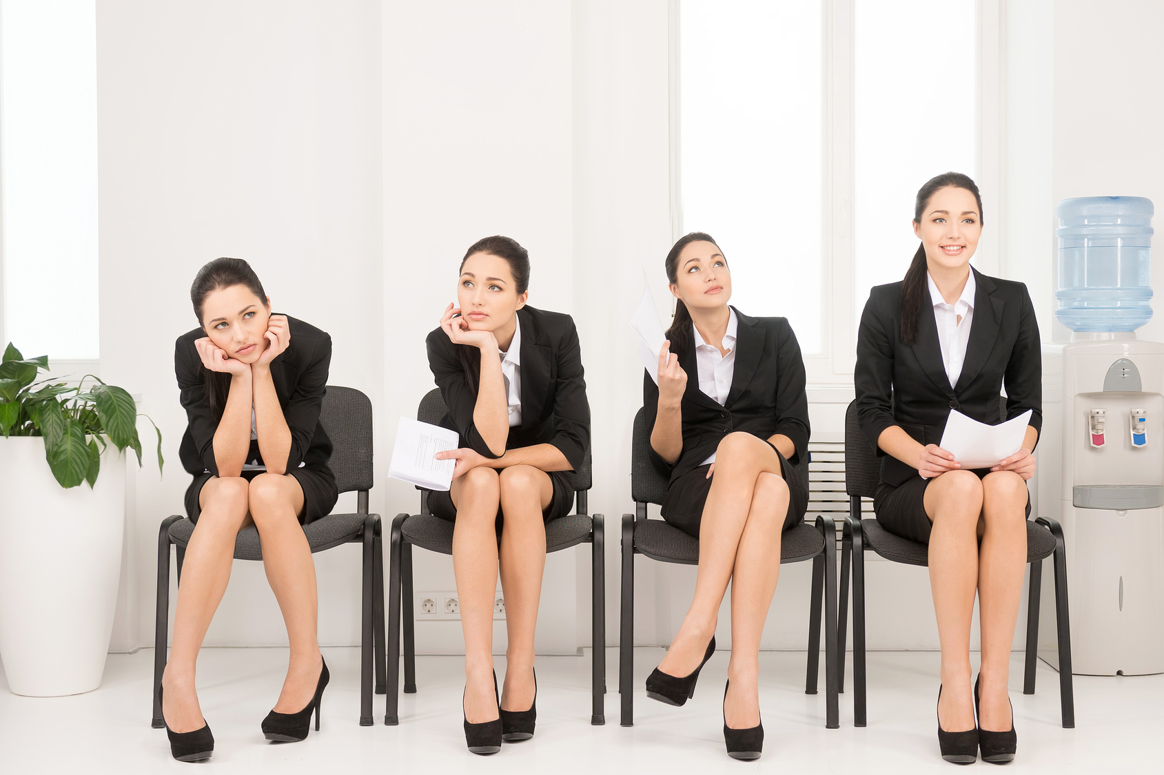 interview bsr career advice just sit up straight