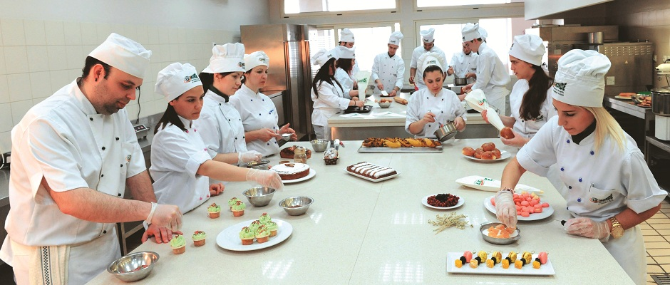 Pastry Chefs and Bakers