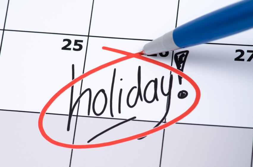 Paid Holiday
