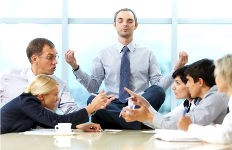 How to Handle Stress at Work? | BSR: Career Advice