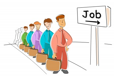 competition in job market