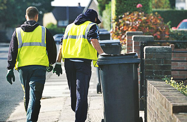 Waste Material Collectors